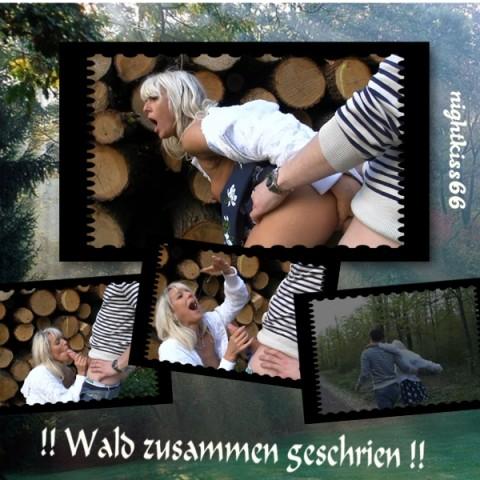 !! Wald zusammen geschrien !! Extrem laut !!