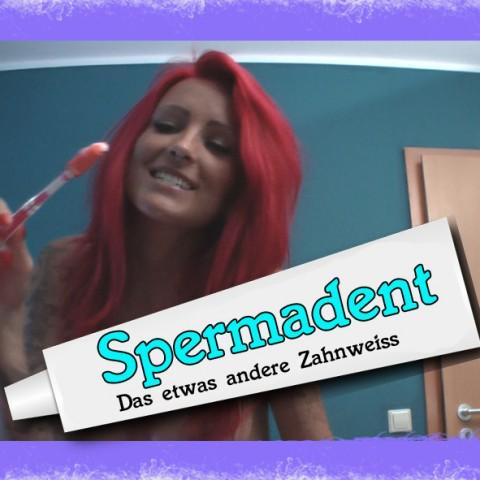 SPERMADENT - das etwas andere Zahnweiss
