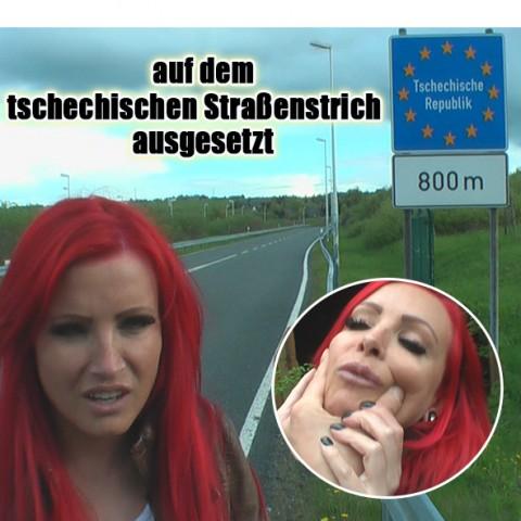auf dem tschechischen Straßenstrich ausgesetzt