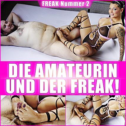 Die Amateurin und Der Freak 2 Folge