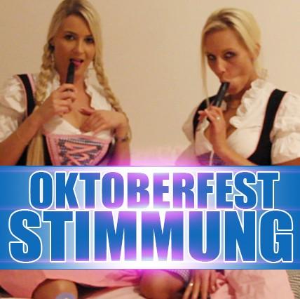 Oktoberfest Stuimmung