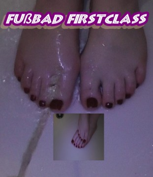 Fußbad firstclass