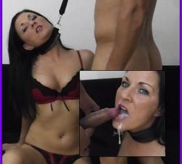 Black and white lesbian porn