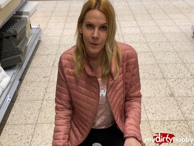 Verrückter, ferngesteuerter Orgasmuswahnsinn in aller Öffentlichkeit